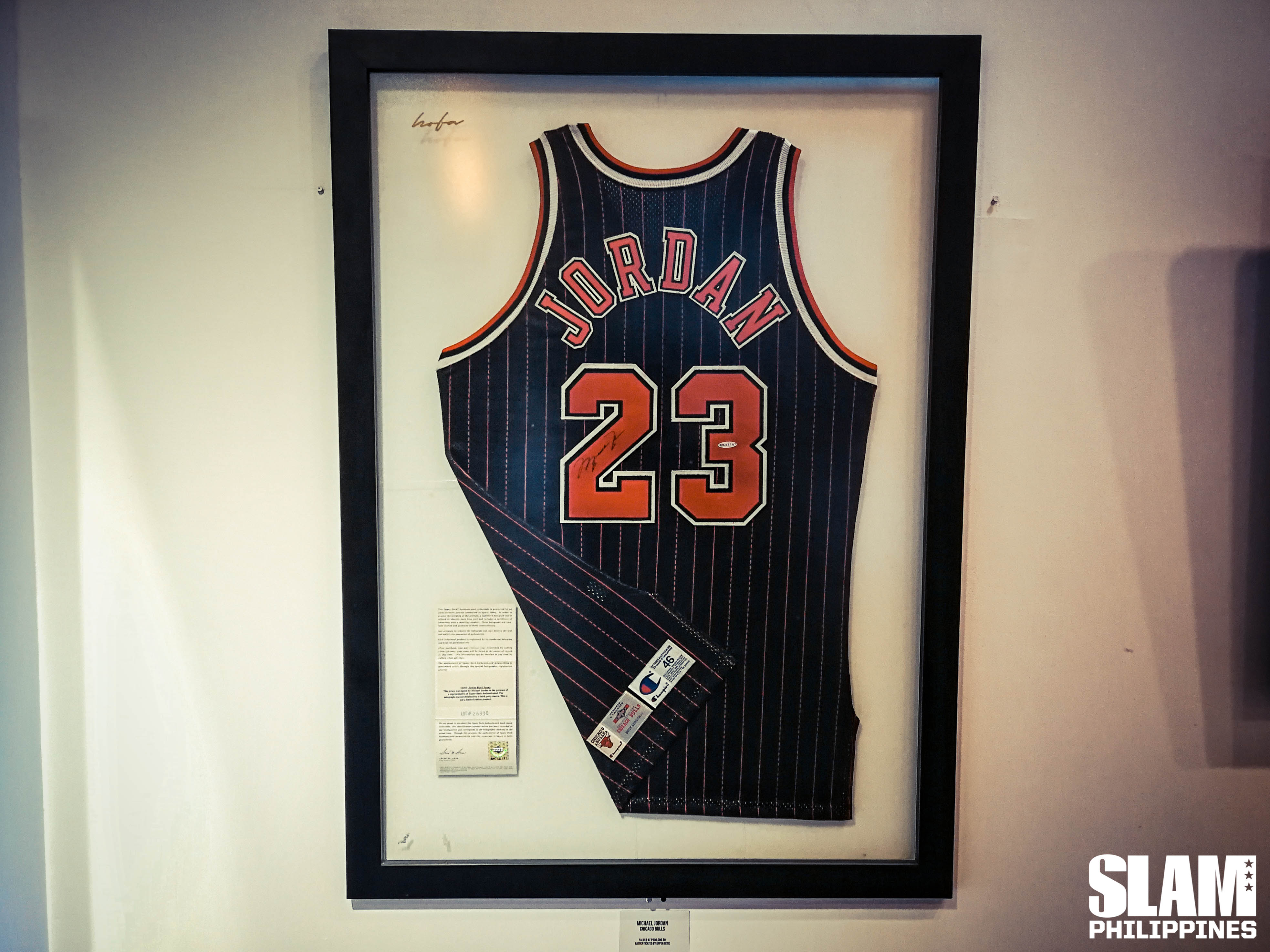 sale retailer fe22b cb9da Why LeBron's jersey might be your best investment option ...