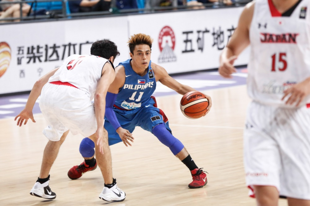 Gilas Pilipinas versus Japan - September 27, 2015 - 1