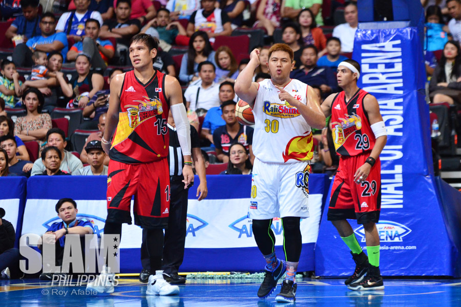 Yeng Guiao, Beau Belga fined after game one confrontation ...