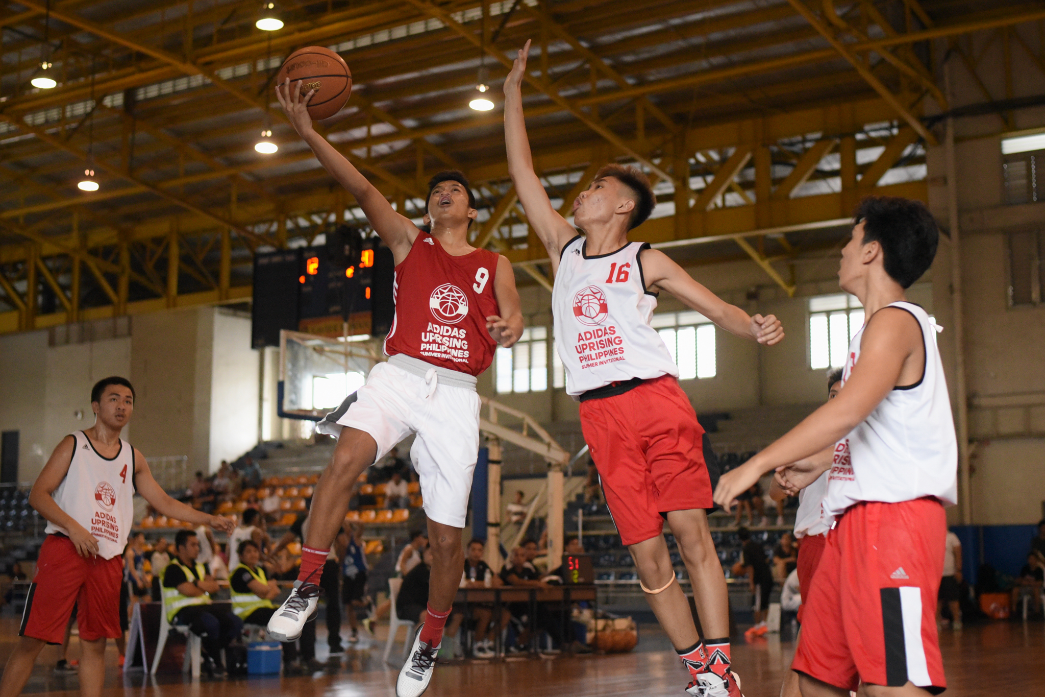 GALLERY  2016 adidas Uprising Summer Invitational day four ... f1721a758c5b