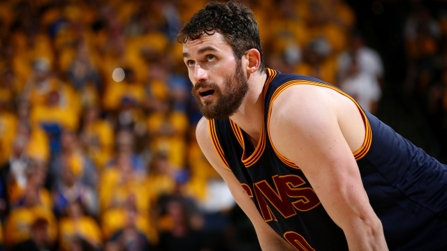 Kevin Love cleared to play in game four of the NBA Finals - SLAMonline Philippines