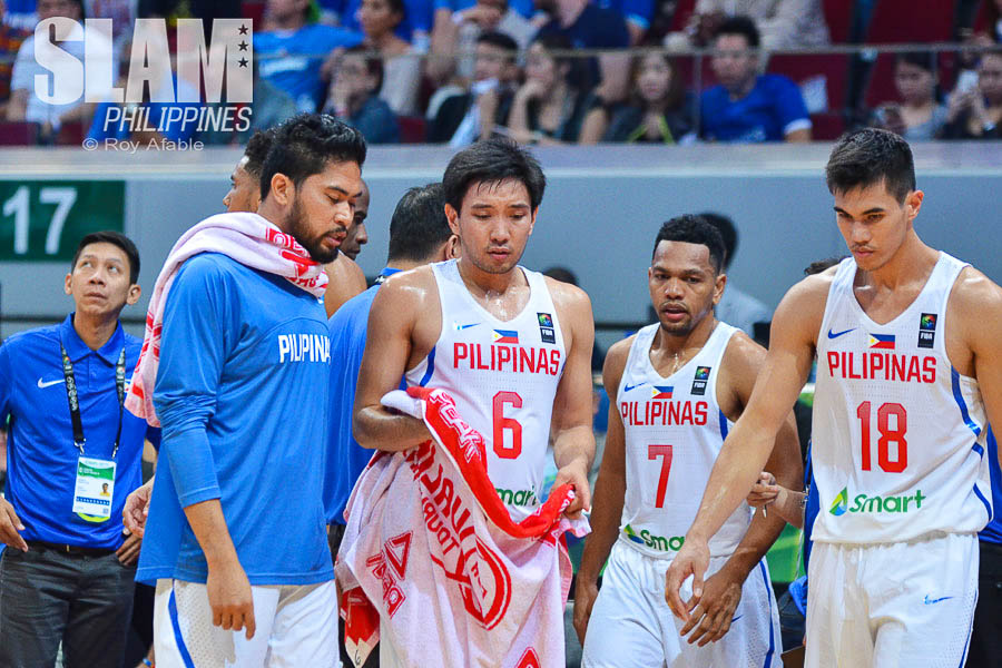 FIBA OQT Gilas-Pilipinas vs New Zealand pic 10 by Roy  Afable