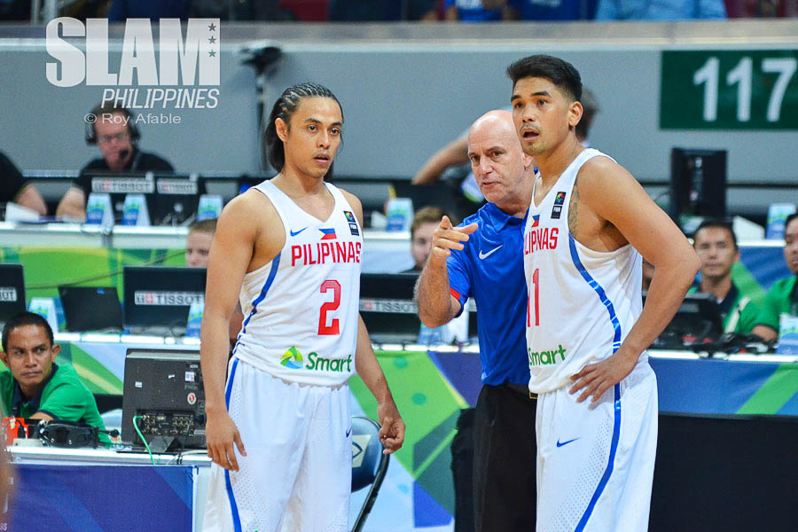 FIBA OQT Gilas-Pilipinas vs New Zealand pic 8 by Roy  Afable