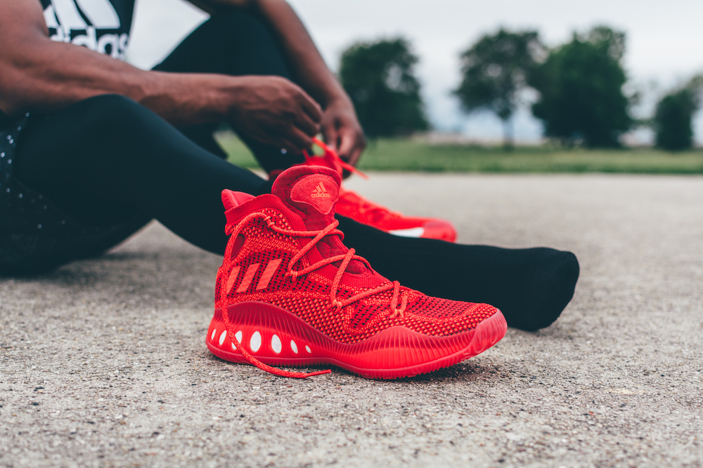 newest da1f4 dce50 ... black 63f37 33177 cheap adidas crazy explosive solar red2 d3f9b a4d9d  usa you can cop this shoe ...
