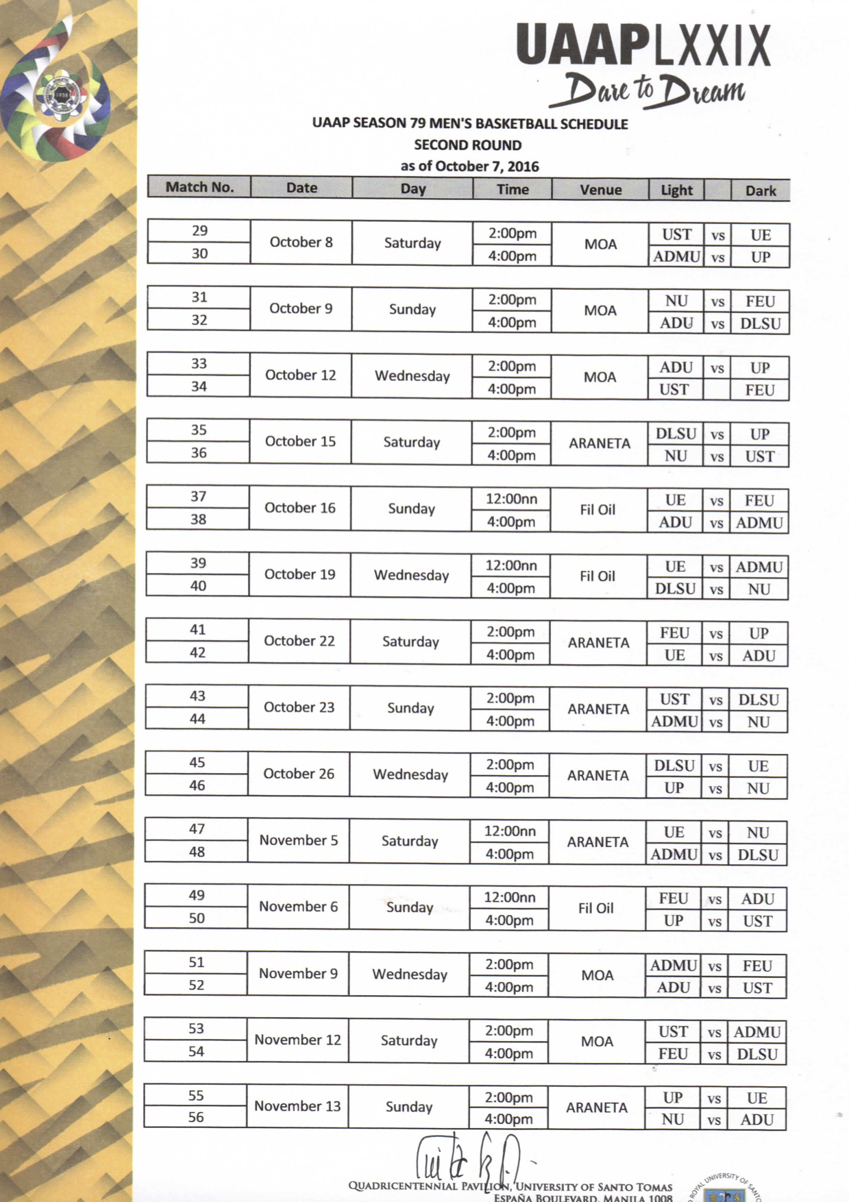 2nd-round-mens-basketball-schedule