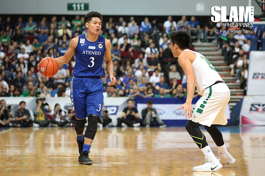 A Chinese kid and his hoops dream from Texas to Manila: Adrian Wong's story