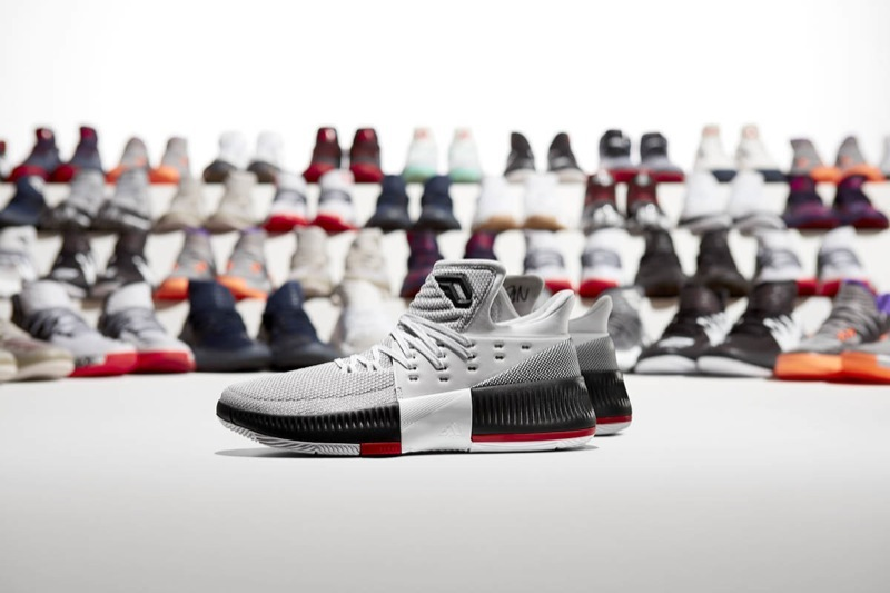 on sale 9f56d 0b4af Grounded by the roots adidas and Damian Lillard press play o