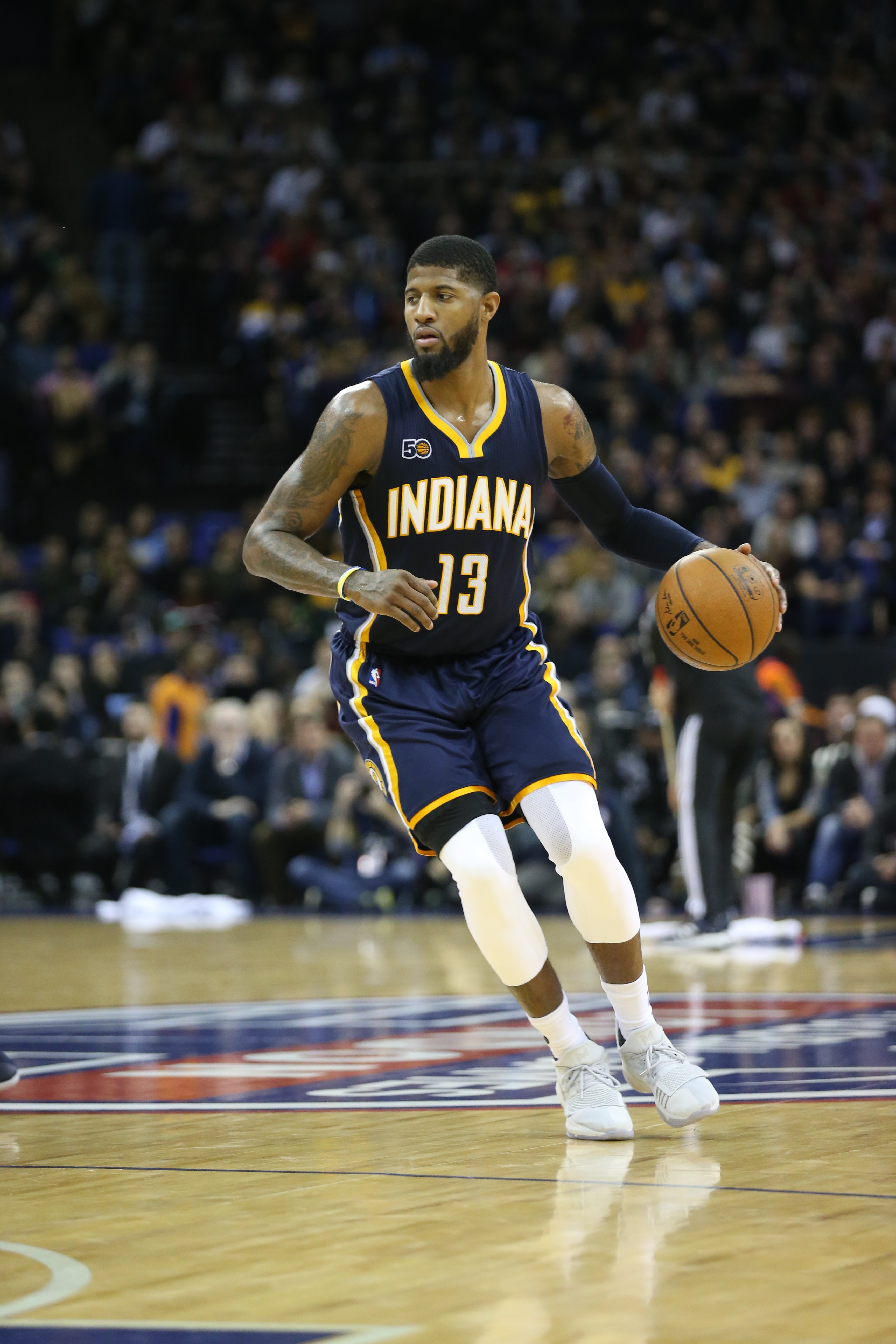 2017 NBA Global Games - Indiana Pacers v Denver Nuggets - London