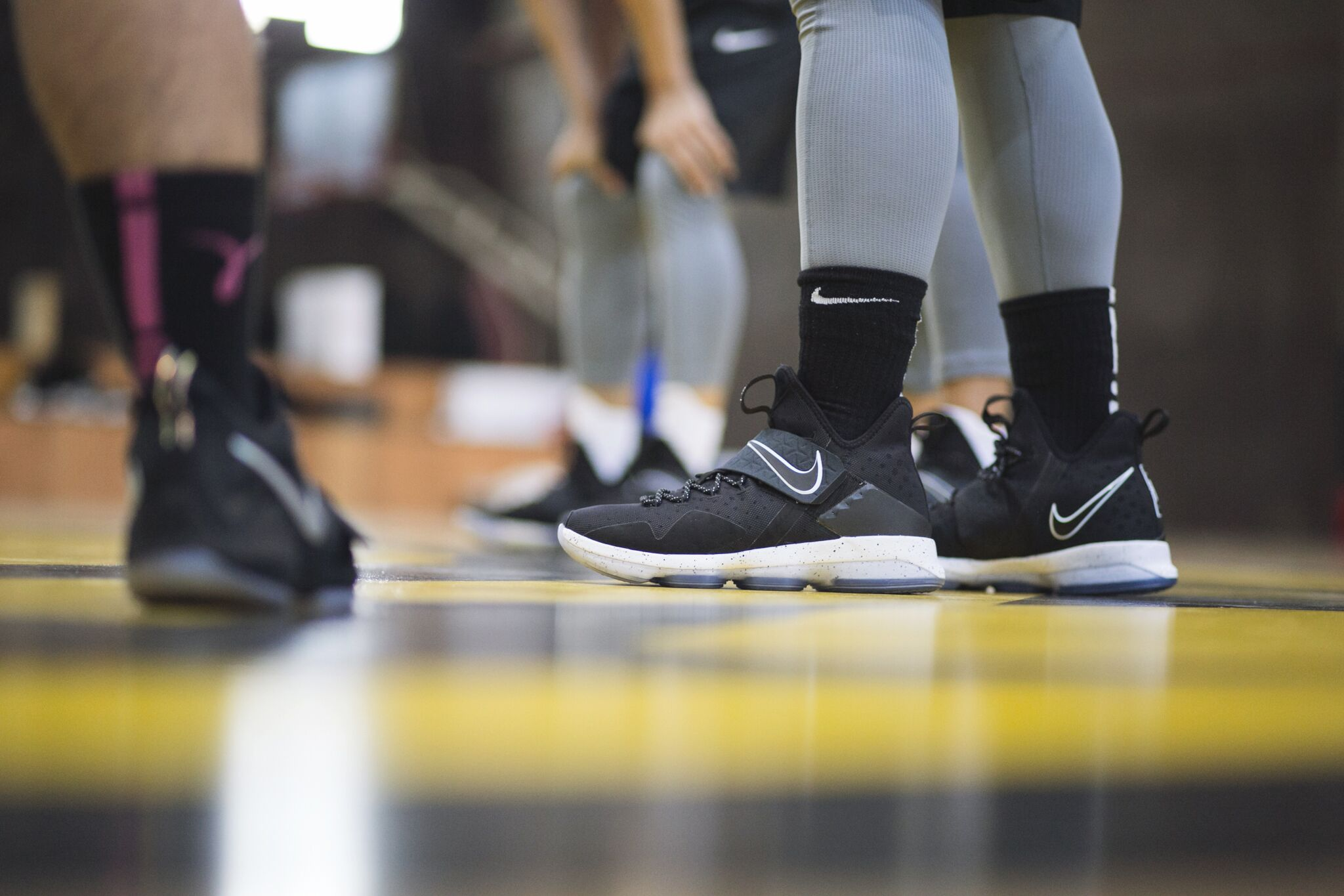 sports shoes c10a3 212d3 ... we take a look at the latest basketball performance footwear out there.  Up for discussion this time is the latest from King James, the Nike LeBron  14.