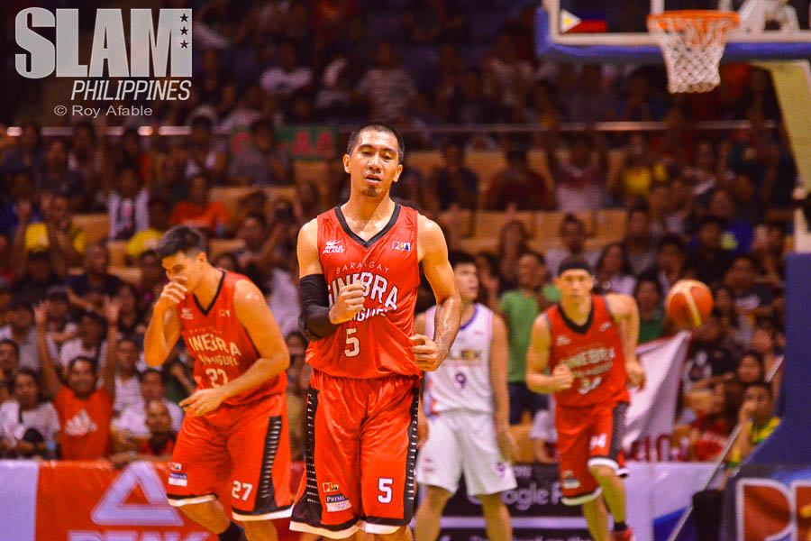 2017 PBA Commissioners Cup NLEX-Ginebra pic 1 by Roy Afable
