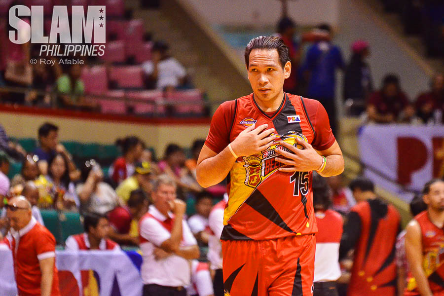 2017 PBA Commissioners Cup San Miguel Beer-Mahindra pic 9 by Roy Afable