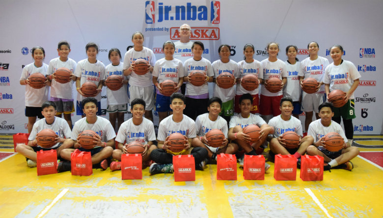 Ncr Selection Camp Produces 21 For 2017 Jr Nba Ph National Training