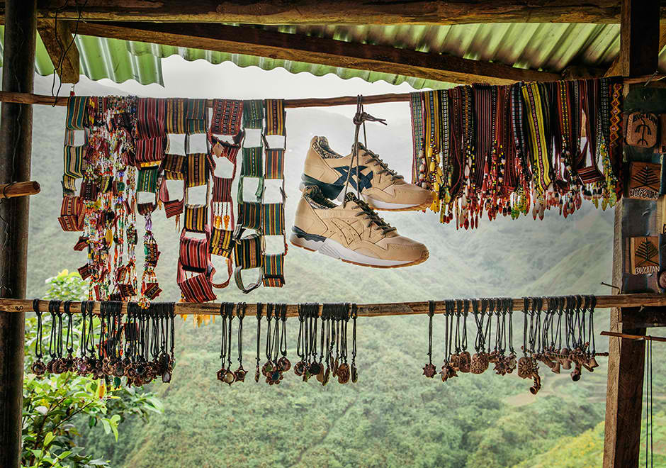 designer fashion 1f560 e0181 For the Kultura: Commonwealth set to drop the ASICS Gel Lyte ...