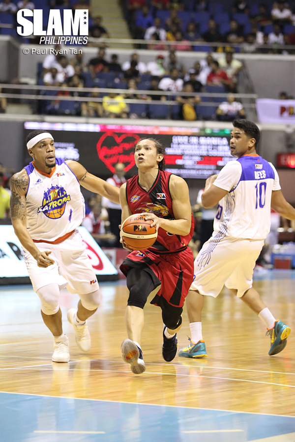 PBA - Talk 'N Text vs San Miguel Beer - May 5, 2017 - PRT - 2