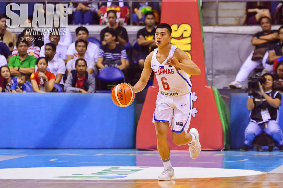 SEABA 2017 Gilas-Pilipinas vs Indonesia pic 1 by Roy Afable