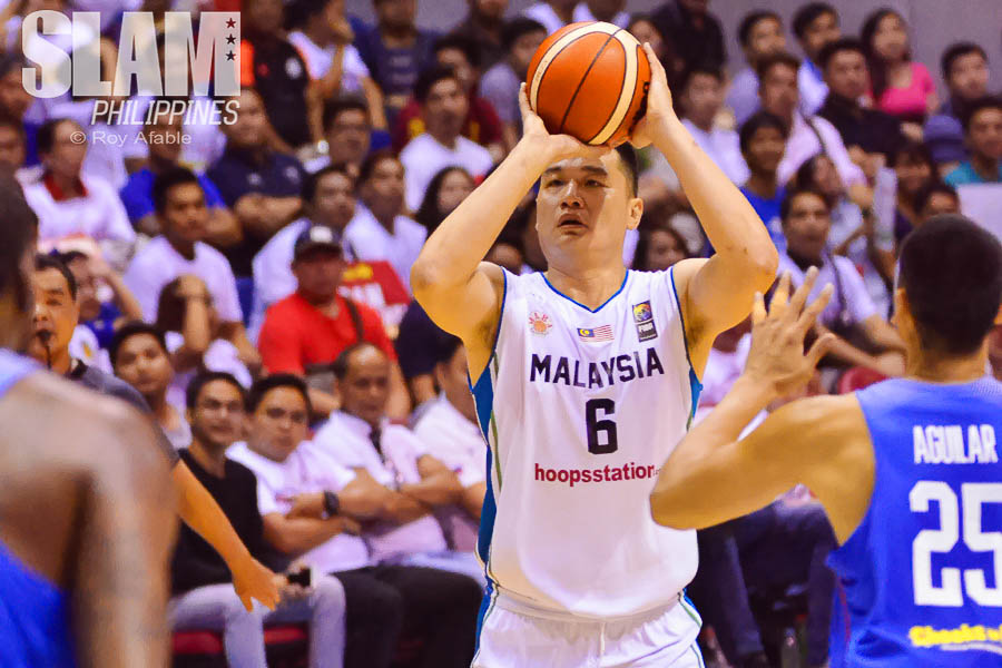 SEABA 2017 Gilas-Pilipinas vs Malaysia pic 20 by Roy Afable
