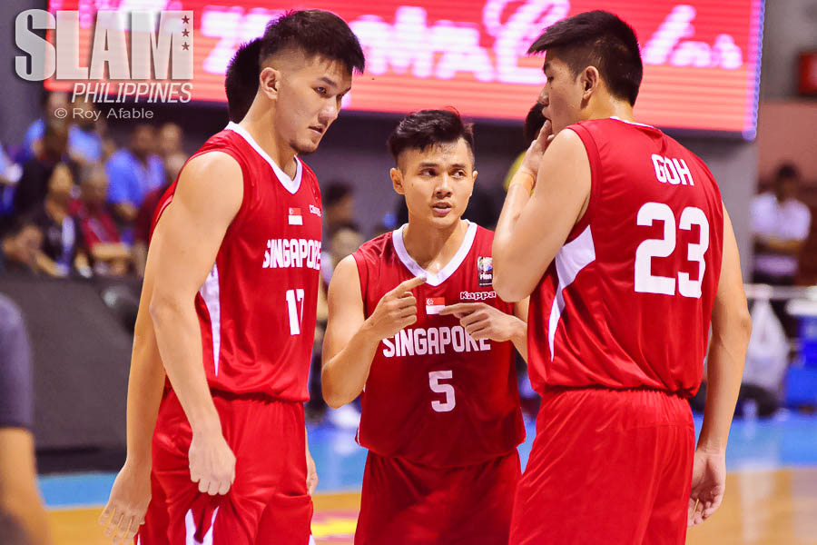 SEABA 2017 Gilas-Pilipinas vs Singapore pic 19 by Roy Afable