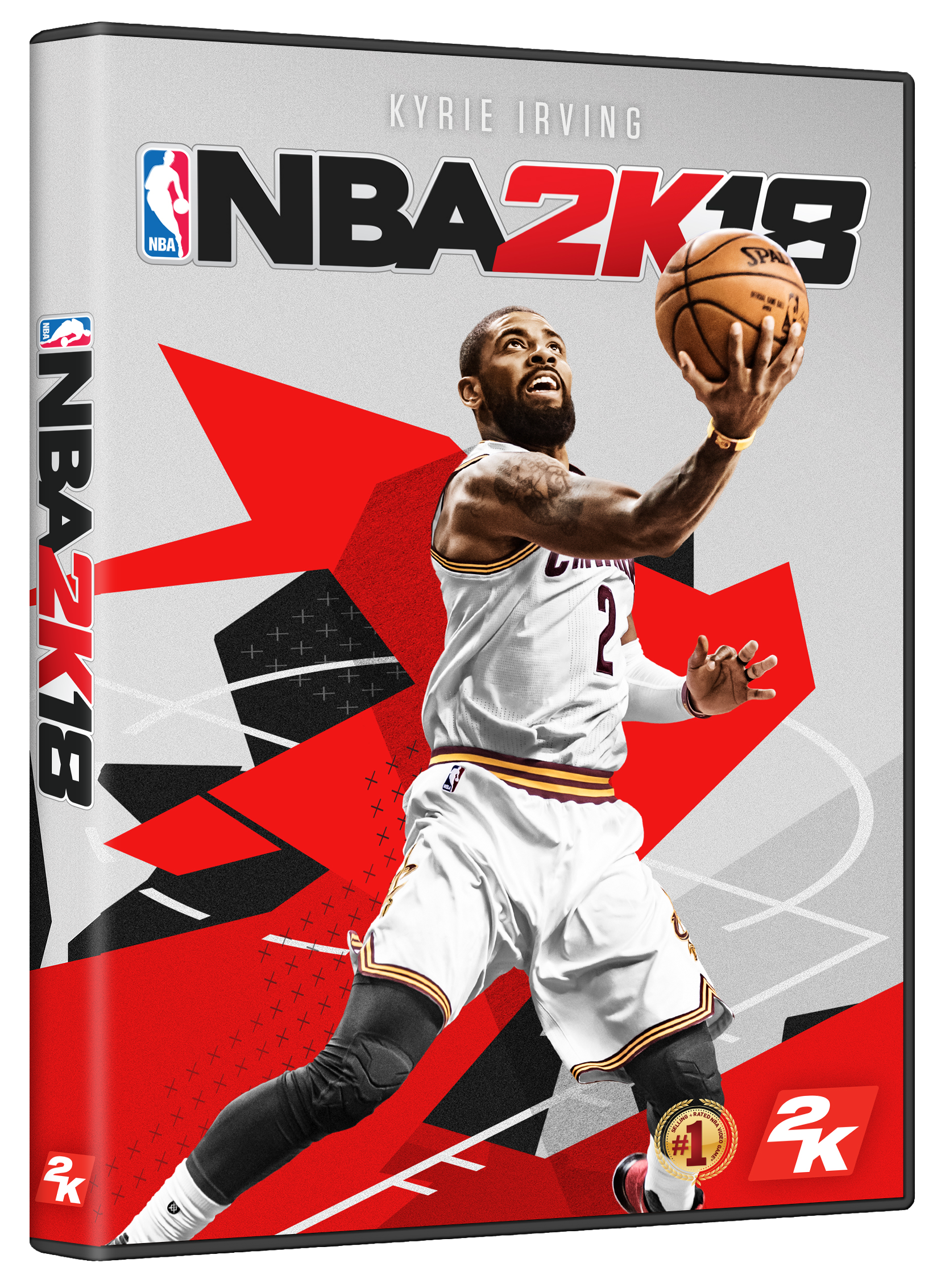 NBA 2K -- Kyrie Irving -- 3D