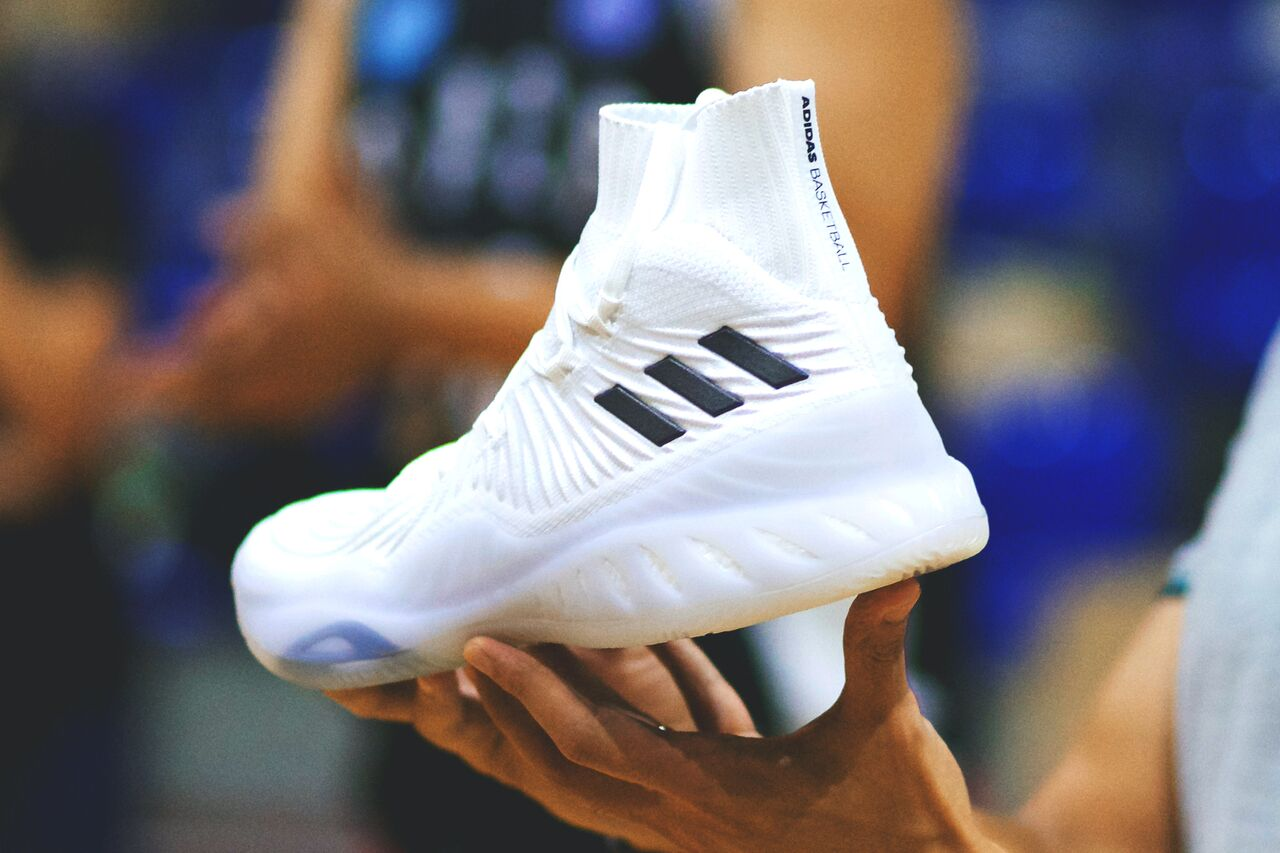 sale retailer 7231b d3fe7 The Crazy Explosive 2017 Primeknit drops on July 26 in Titan and adidas  stores. Photos from adidas Philippines