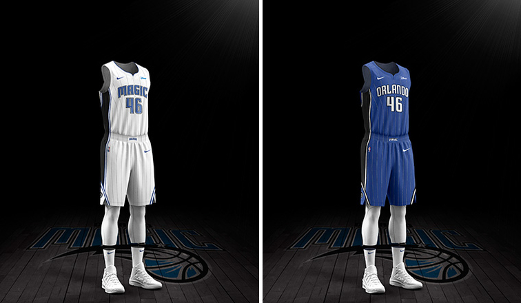 44edab49ddc NBA Uniform Watch: Several teams unveil new uniforms including the ...