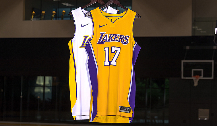 9e96304f0fe NBA Uniform Watch  Several teams unveil new uniforms including the ...