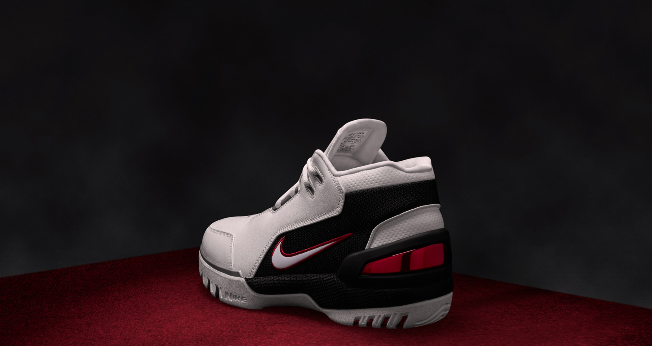 ea3f792a536 The second of three shoes linked to the LeBron James Strive For Greatness  Show Manila 2017