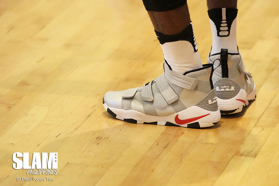64143b3a5a80 Nike releasing Special Edition Soldier 11 colorway to send off ...