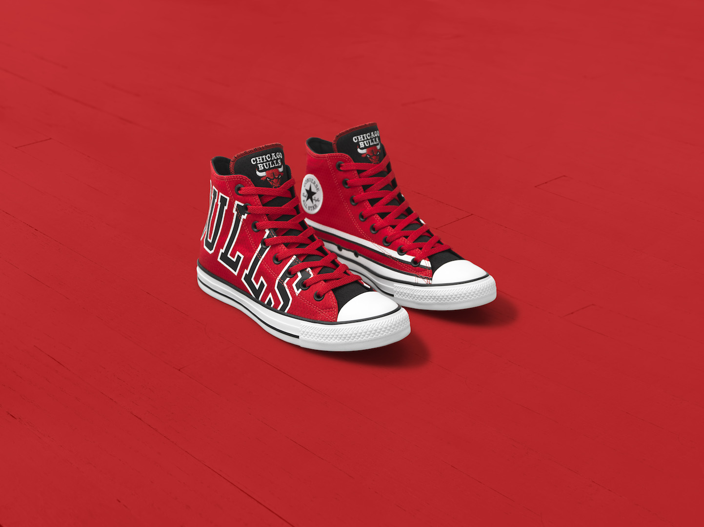2318f7ace3aa Converse introduces NBA Chuck Taylor All Star Collection ...