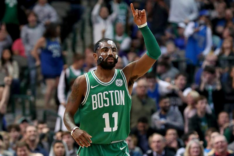 64ae8033b433 NBA DAILY DRIBBLE  Kyrie Irving is the most clutch player in the NBA ...