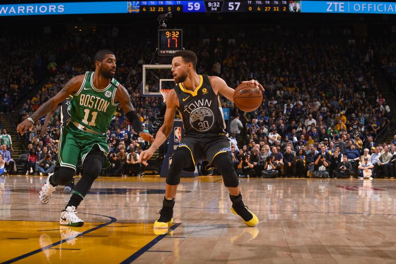 NBA DAILY DRIBBLE Celtics Vs Warriors Is The Finals We