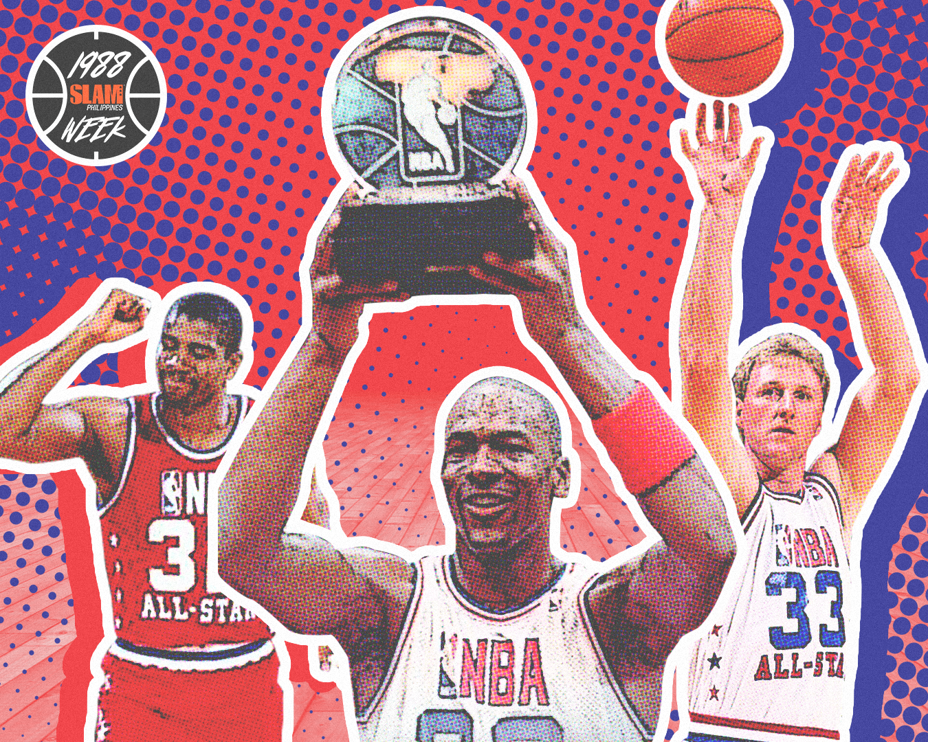 1987 NBA All-Star Game Best Plays - YouTube