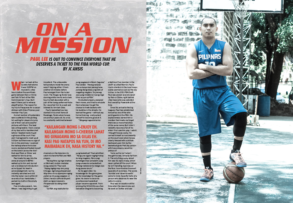 Throwback Thursday: On A Mission – SLAMonline Philippines