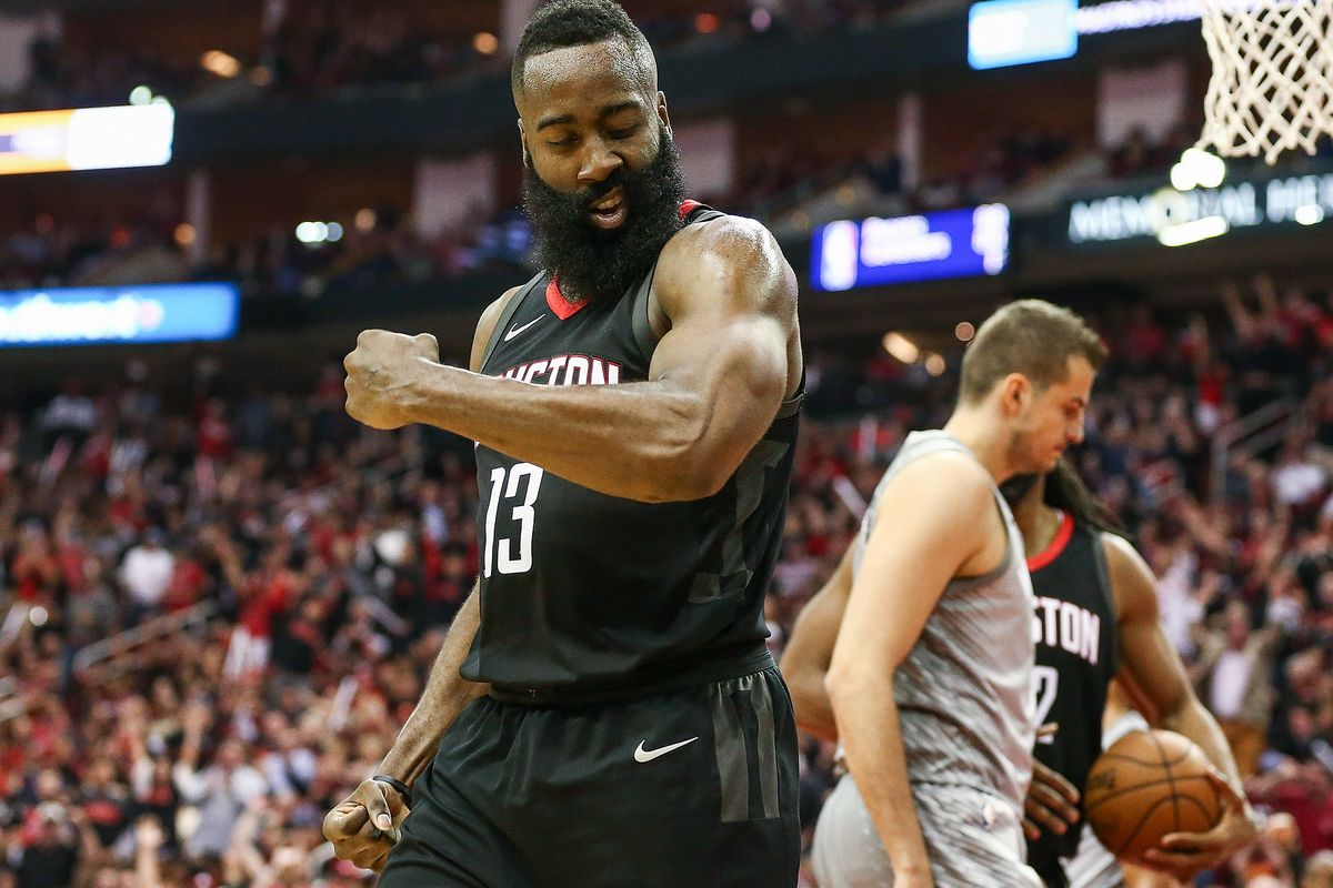 2018 NBA Playoffs: Harden flexes his Playoffs muscle - SLAMonline Philippines