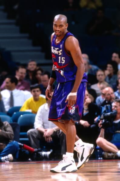 f74ac87d0150 He rocked the Puma Cell Mids in his second year in the league and brought  some buzz to the brand with his high-flying style.
