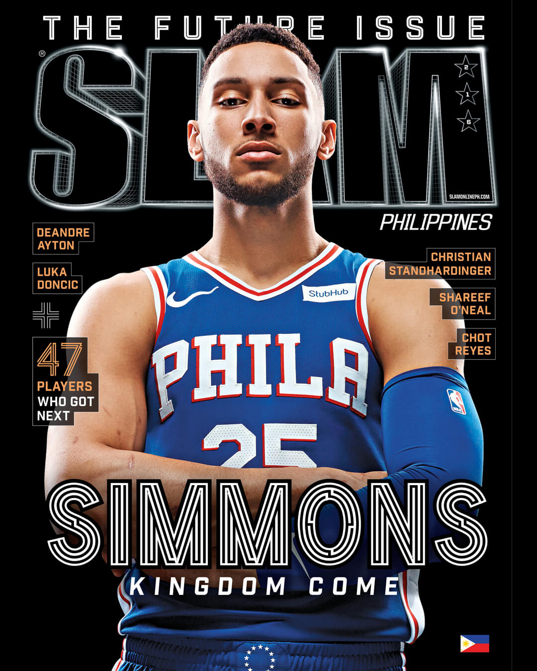 The Future Issue: SLAM #216 Triple Cover Is Out Now