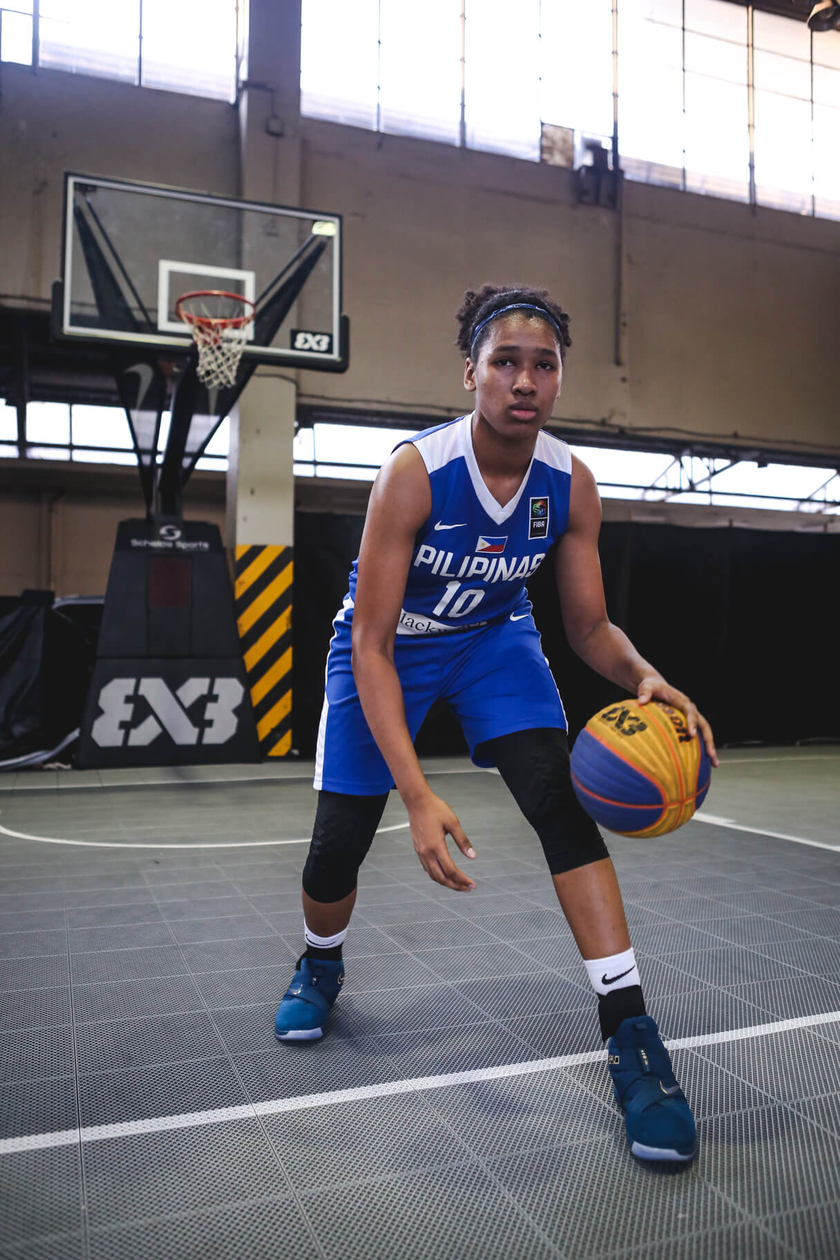huge selection of 79d5d 0f7a6 LOOK: FIBA 3×3 Philippine Teams rocking the LeBron Soldier ...