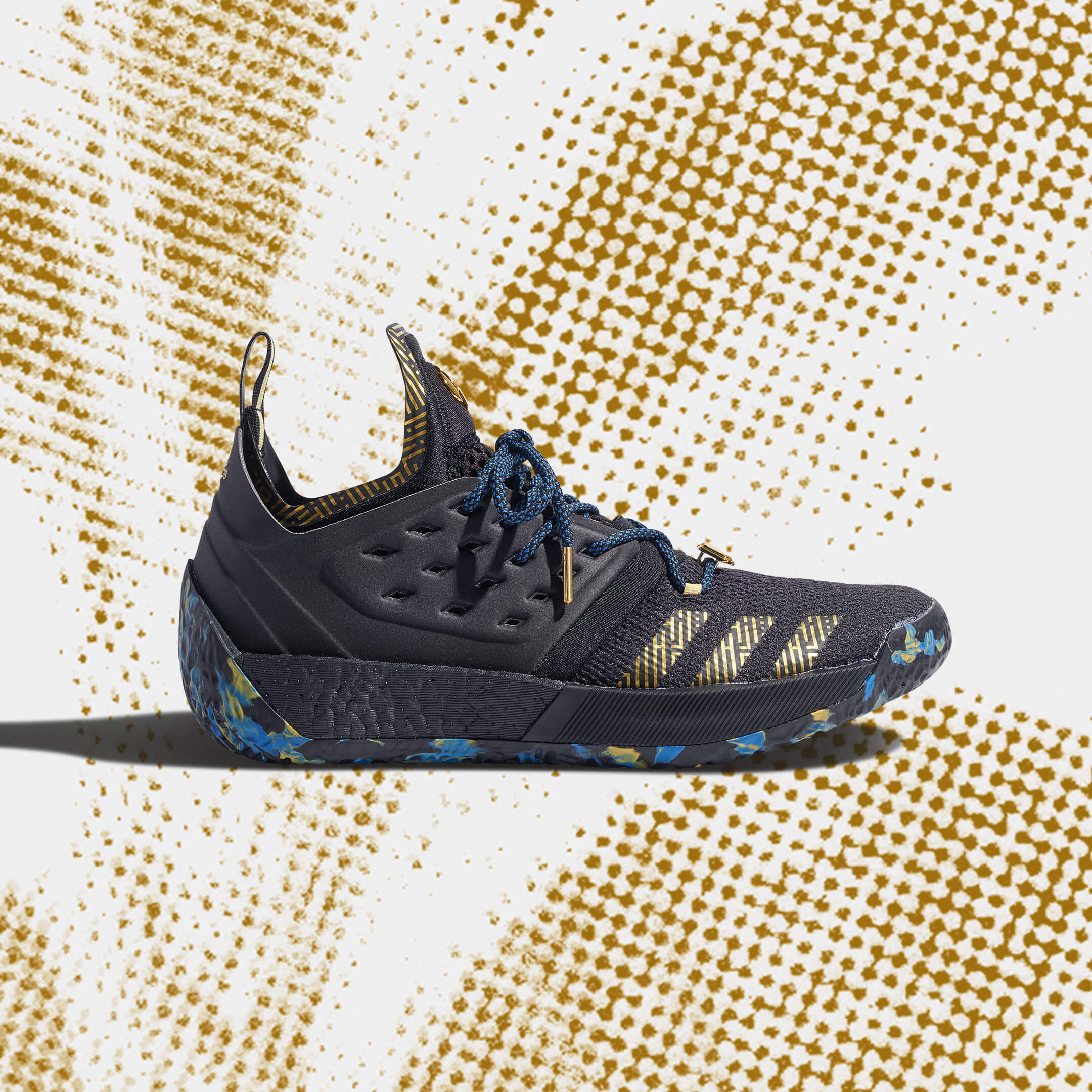 LOOK: adidas shows love to the new MVP with a Special Edition Harden Vol. 2