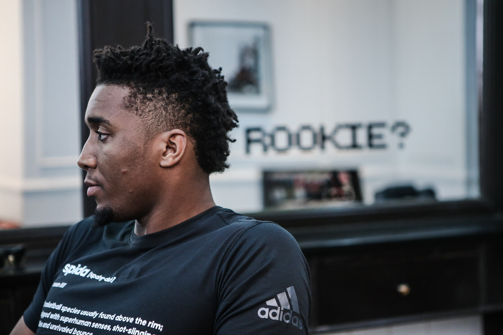 Get Familiar: Donovan Mitchell