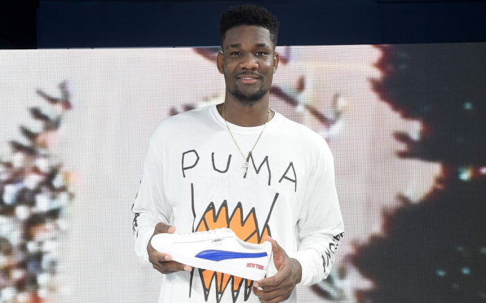 Puma Basketball revival led by Jay-Z, DeAndre Ayton and Marvin Bagley III