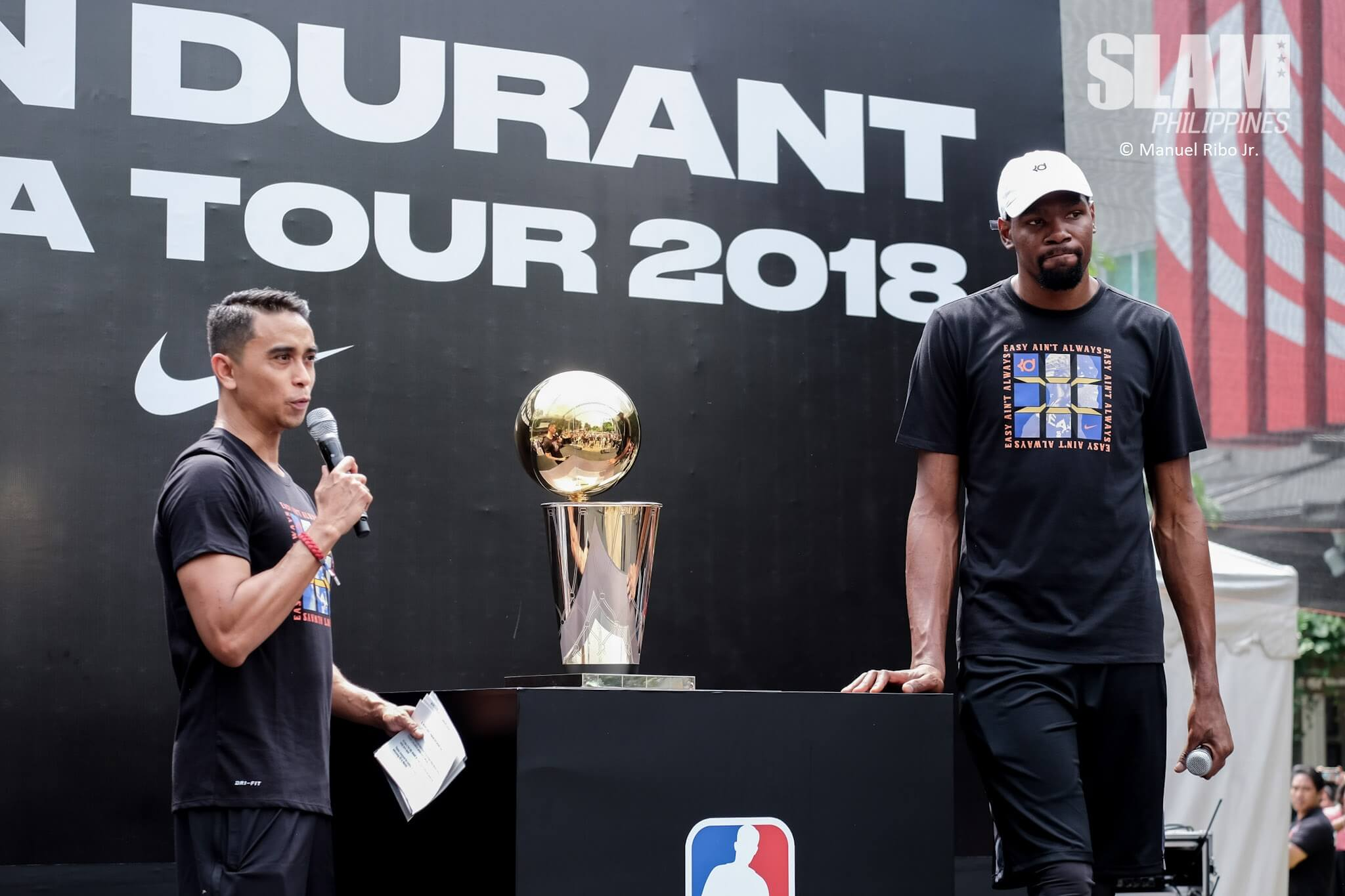 WE WERE THERE: Nike Presents KD in Manila
