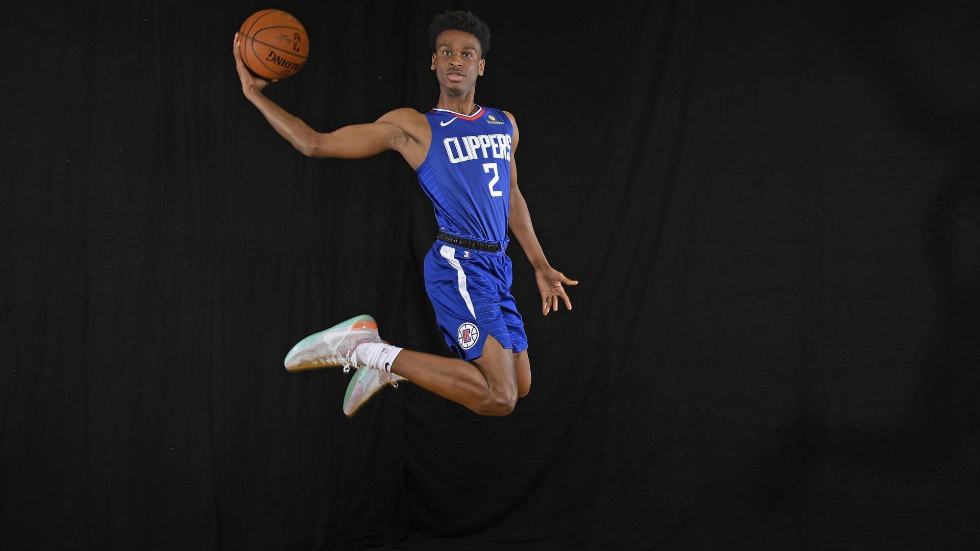LOOK: The Best Of The 2018 NBA Rookie Photo Shoot