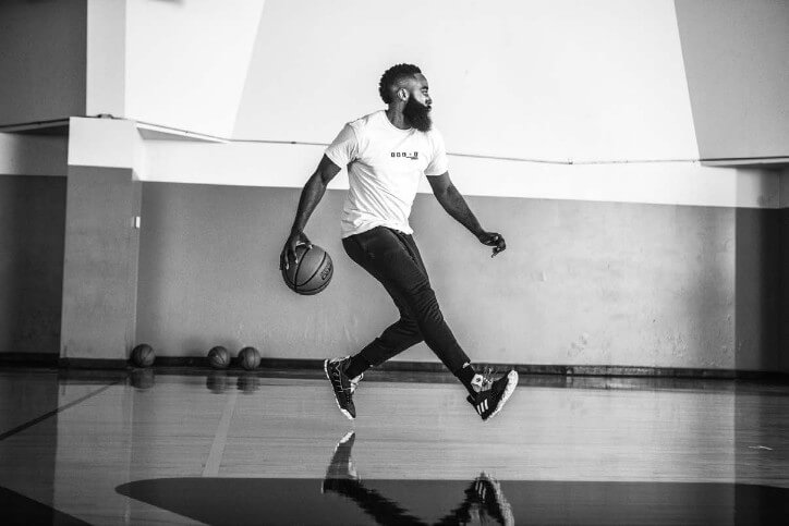 Slow Down Fast: adidas and James Harden Create Space with the Harden Vol. 3