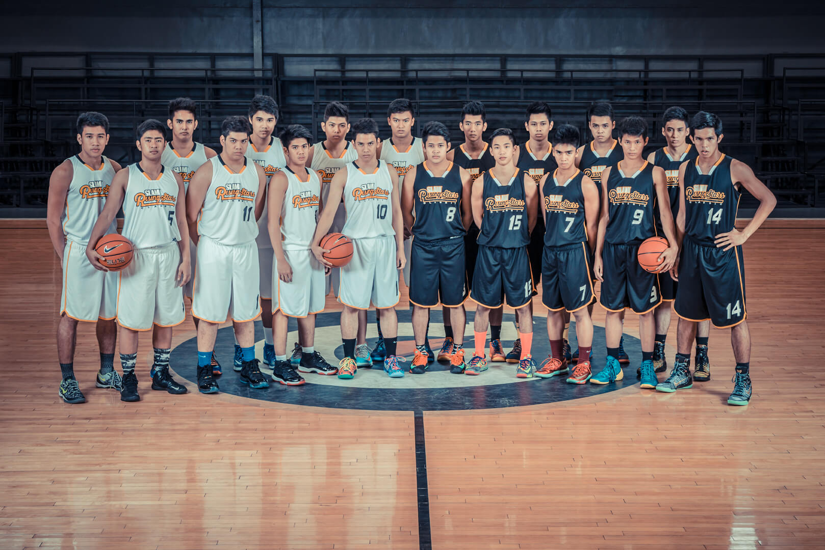 0c73c213ac93 SLAM PH gathered Metro Manila s best high school ballers for a skills  showcase. But this wasn t just any all-star game. This felt more intense.