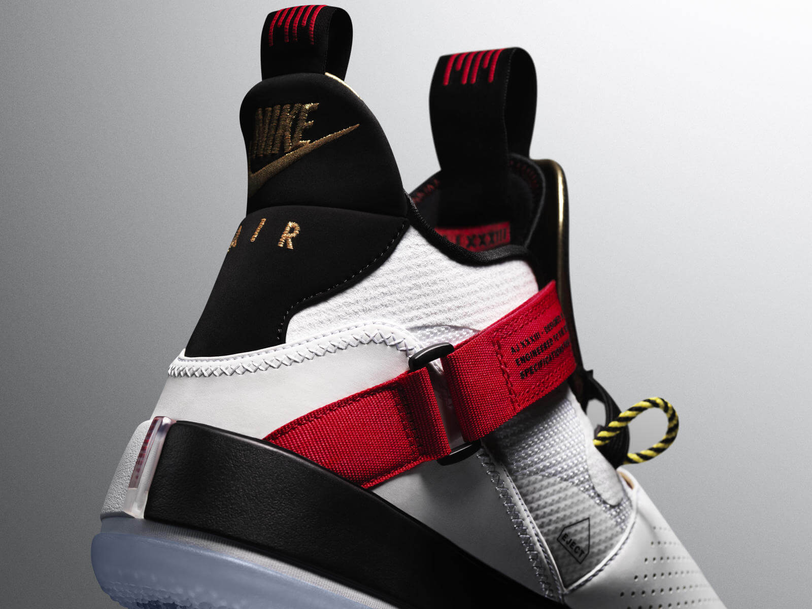 cheaper b9596 f1252 Like all of the Jordan models post the XXX, the XXXIII also features subtle  design cues from the past. The window to the tightening system mimics the  ...