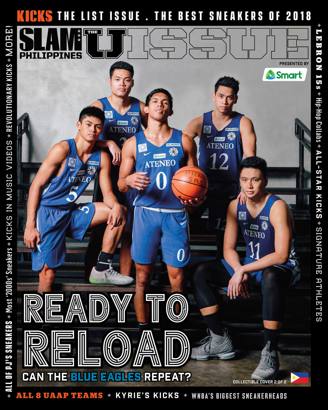 a14e4b357ecb First ever SLAM PH The U Issue out now! – SLAMonline Philippines