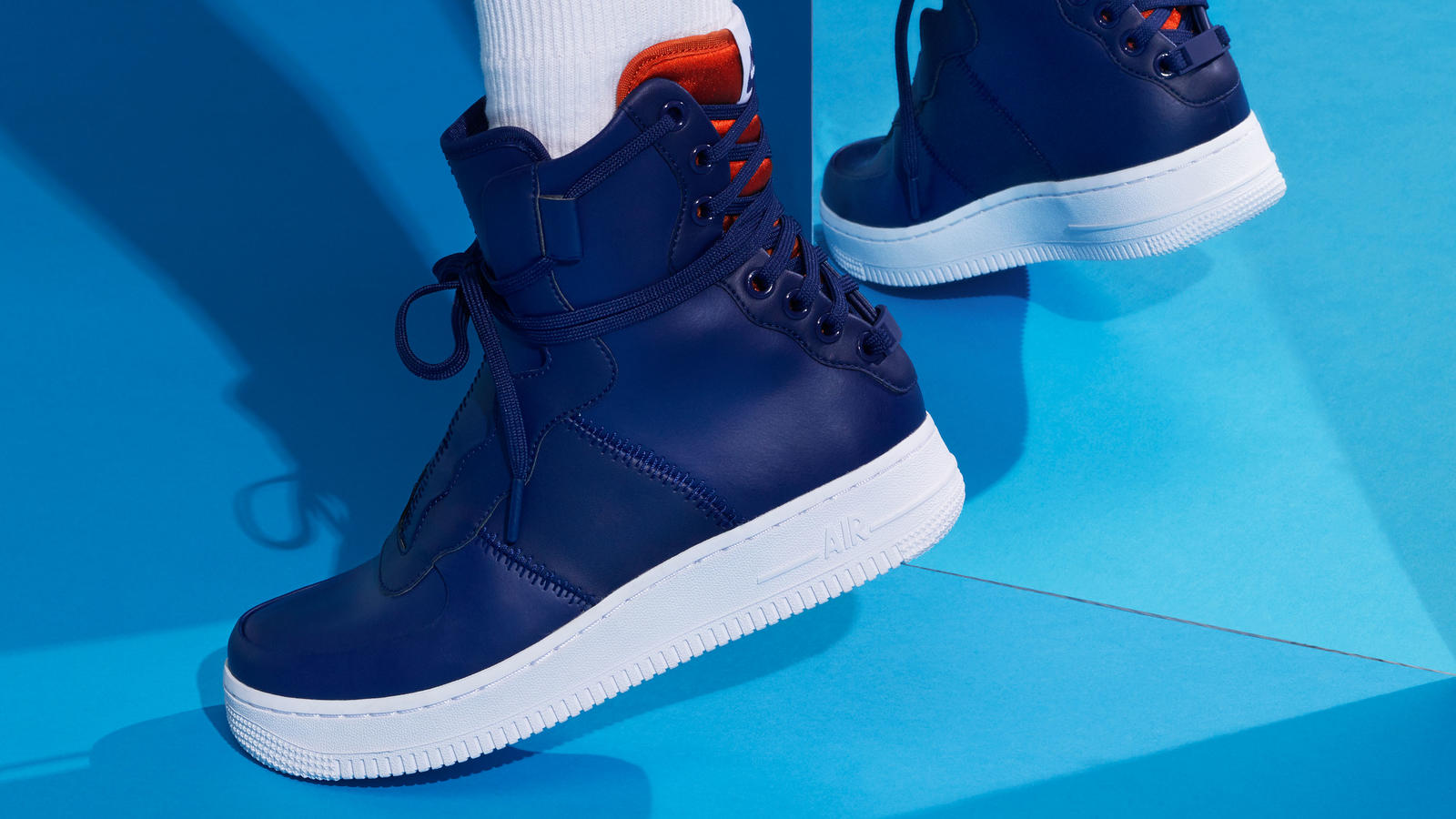 newest 9fa5c 537f1 From simple women s sizing, the Air Force 1s are being taken to the next  level through The 1 Reimagined. Female designers have taken the Air Force 1  DNA and ...