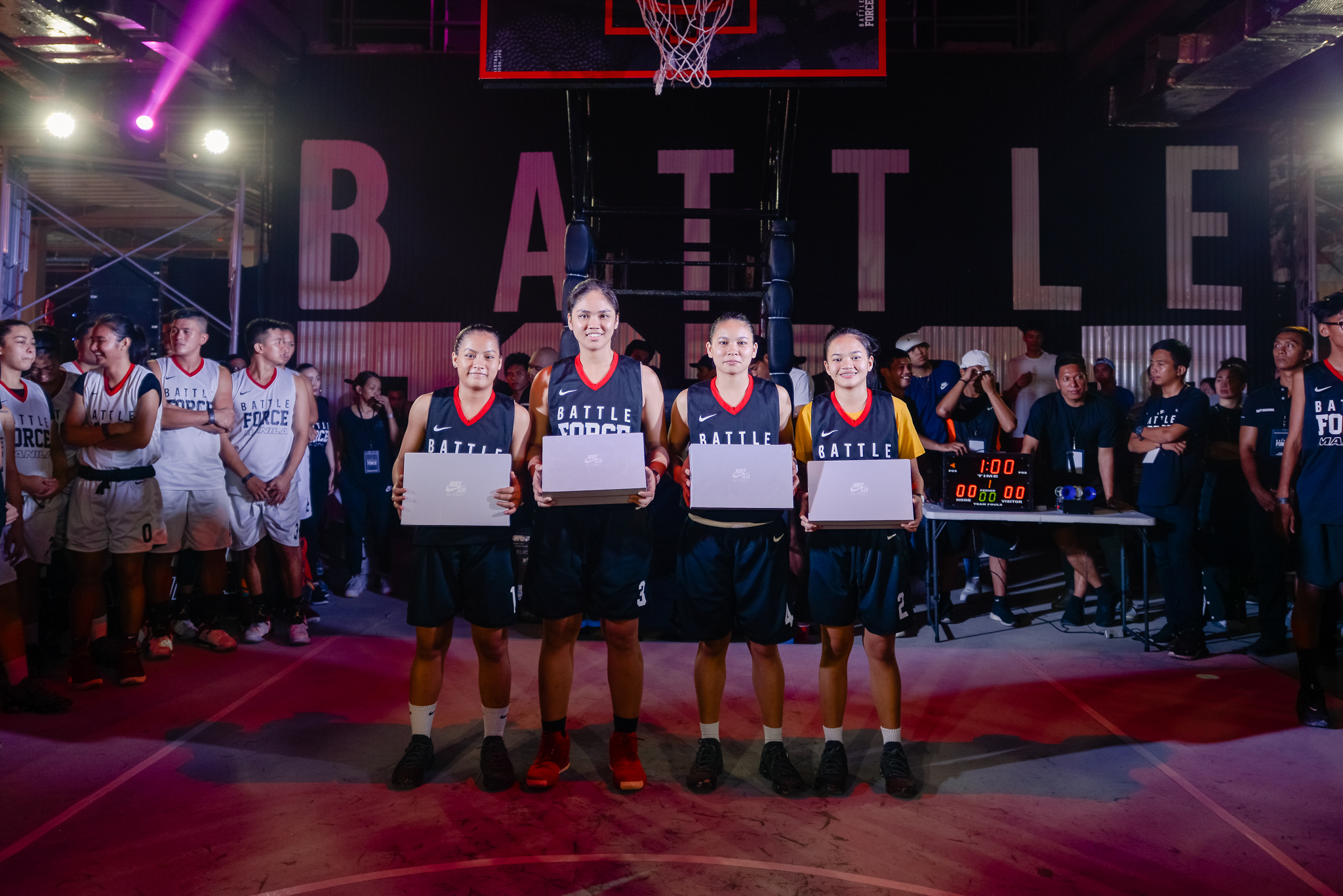 Nike wraps up its celebration of Manila s basketball culture with ... 6155d11456b8