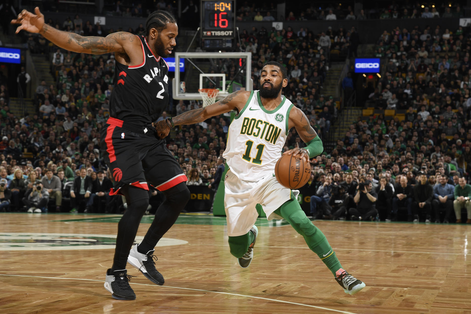 48e39dd28617 NBA DAILY DRIBBLE  Kyrie continues to own Toronto – SLAMonline ...