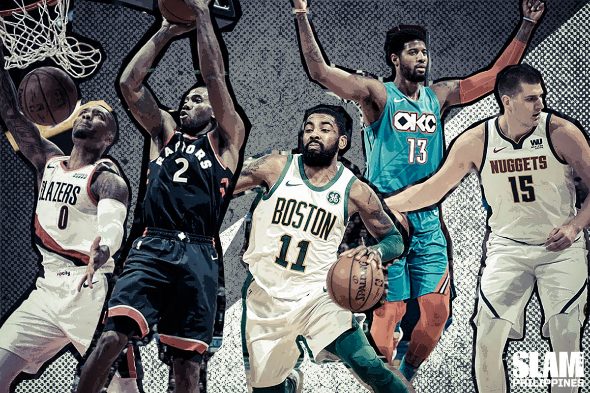 Picking the 2019 All-NBA Teams: Second and Third Team – SLAMonline
