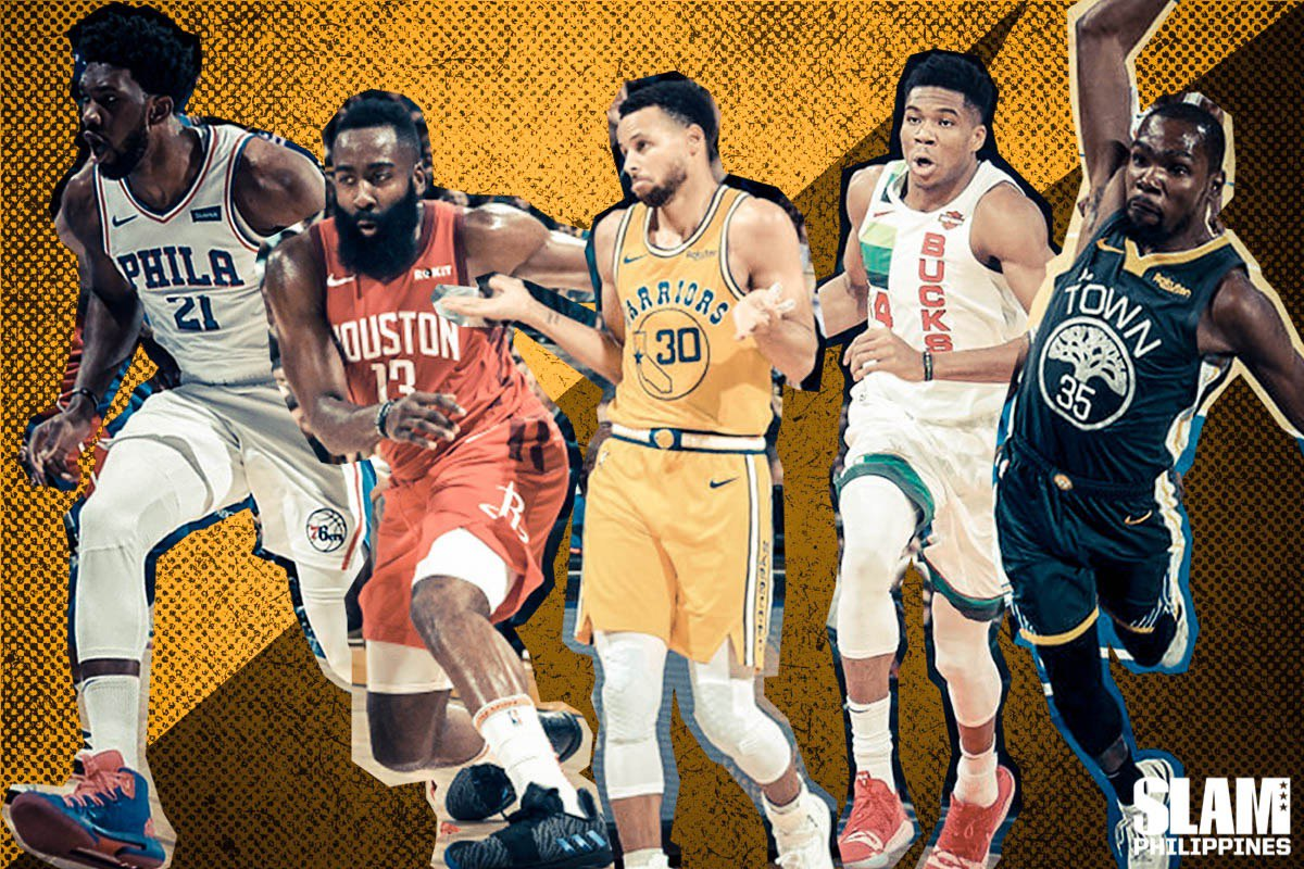 Picking the 2019 All-NBA Teams: First Team – SLAMonline Philippines